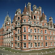 Royal Holloway, College, Egham, Surrey