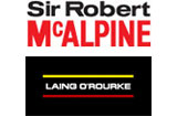 Sir Robert McAlpine and Laing O'Rourke Logos