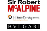 Sir Robert McAlpine and Prime Development Logos